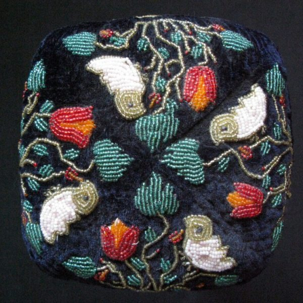 Namangan Fergana tribal beaded hat