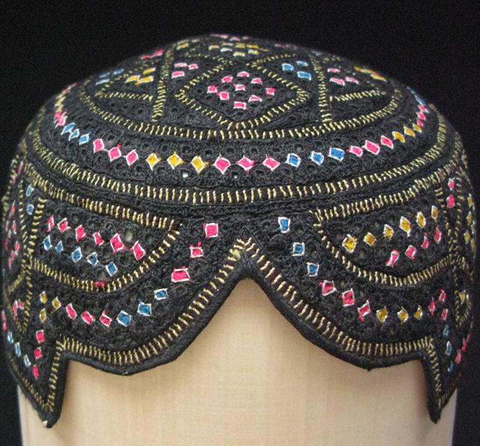 Pakistan tribal hat