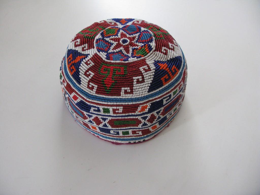 Afghan Pashtun tribal hat
