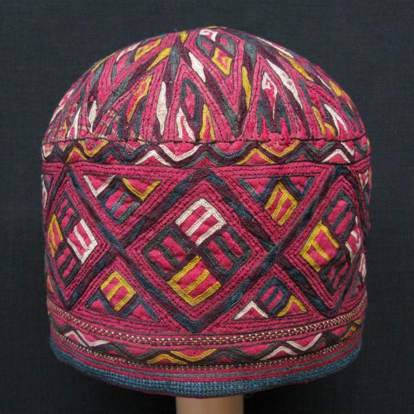 Turkmen - Tekke tribal hat