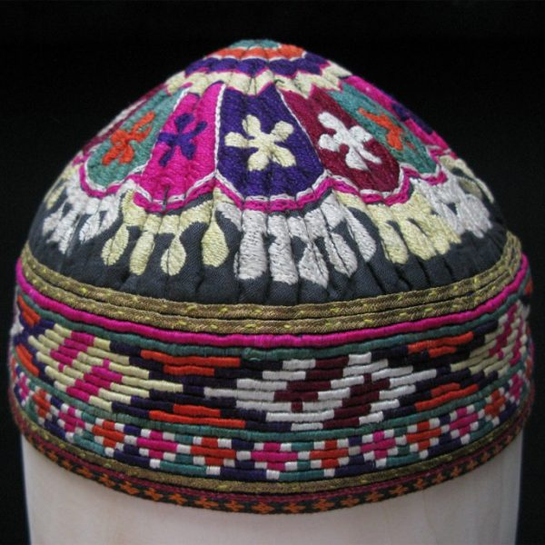 North Afghanistan - Lakay tribal hat