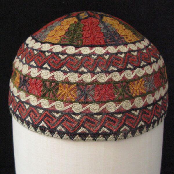 Turkmen - Yomud tribal hat
