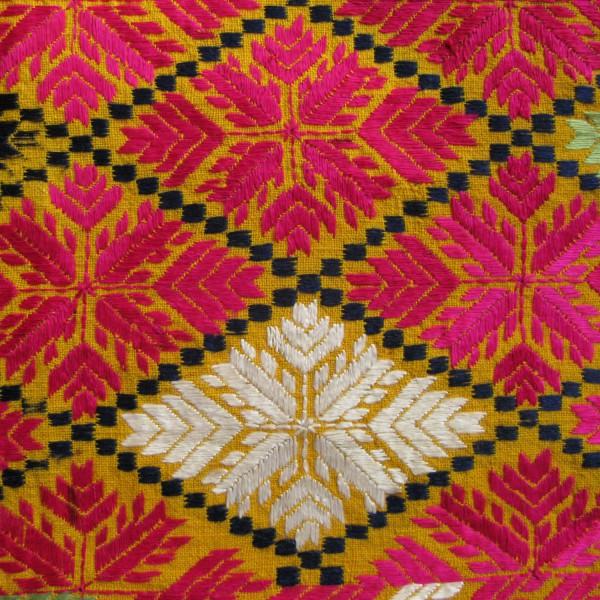 Pakistan Swat Valley Tribal pillow case