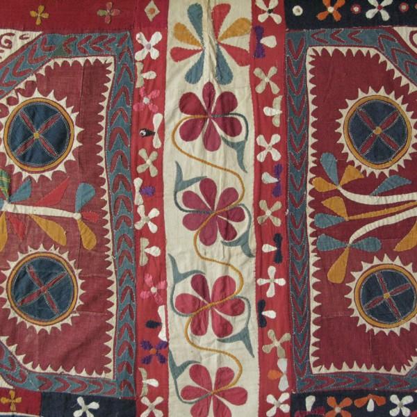Pakistan - India Pamir Mt. Yak's ceremonial blanket