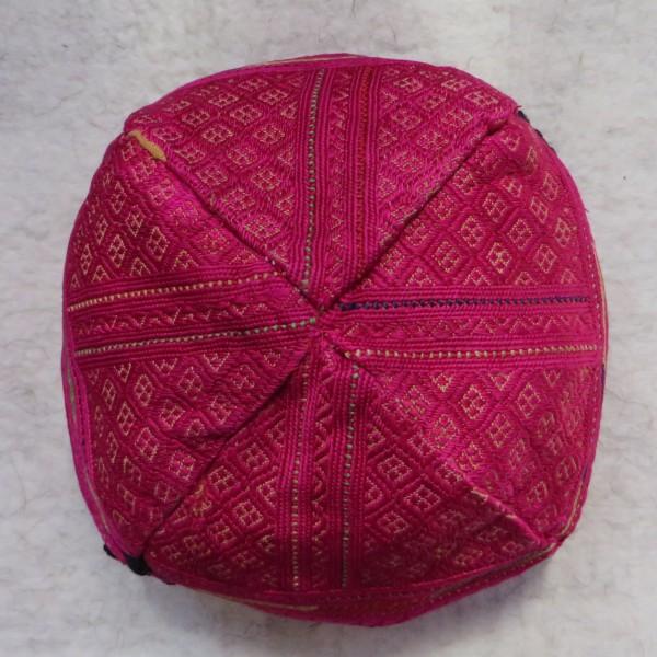 KOHISTAN- SWAT Valley Child cap fine silk embroidery