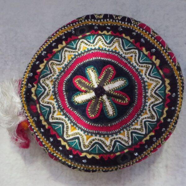 Tajikistan- Lakay tribal hat
