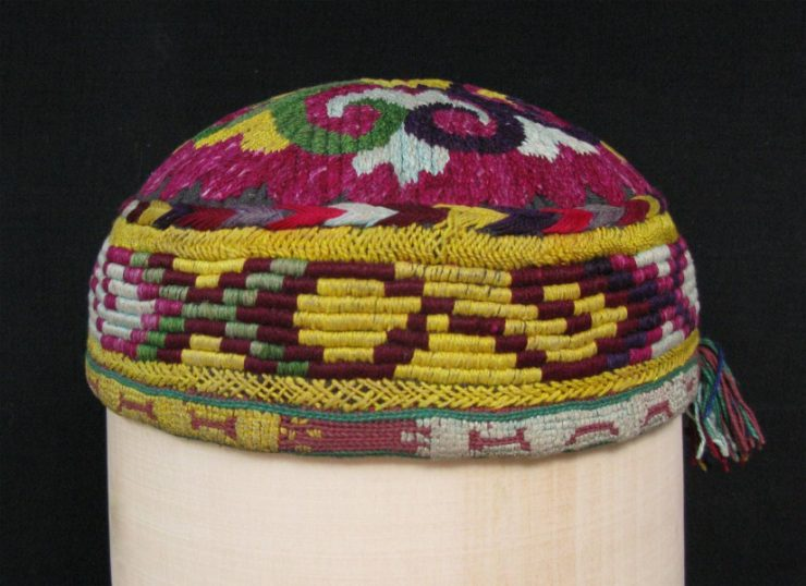 North Afghanistan - Lakai - Lakay tribal hat