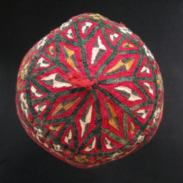 Turkmenistan - Ersary tribal hat