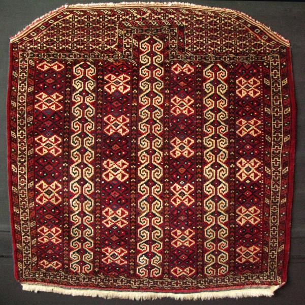 Turkmen Salanchak prayer rug