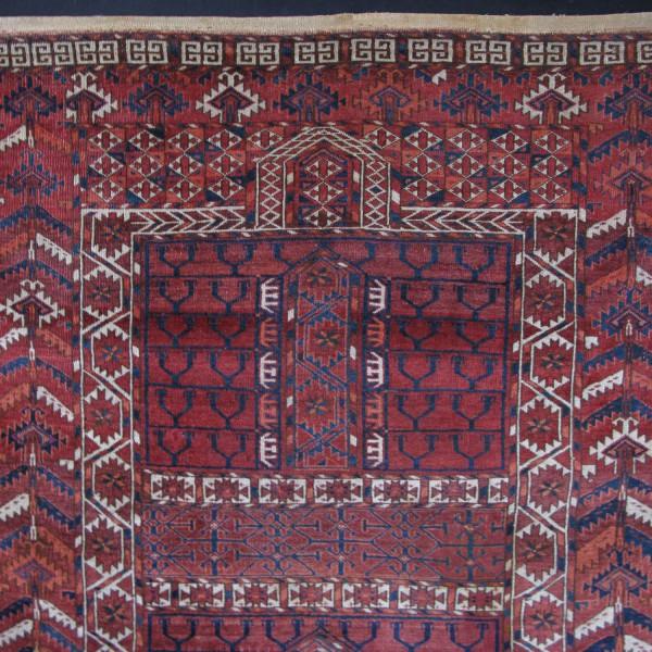 Turkmenistan - Engsi rug