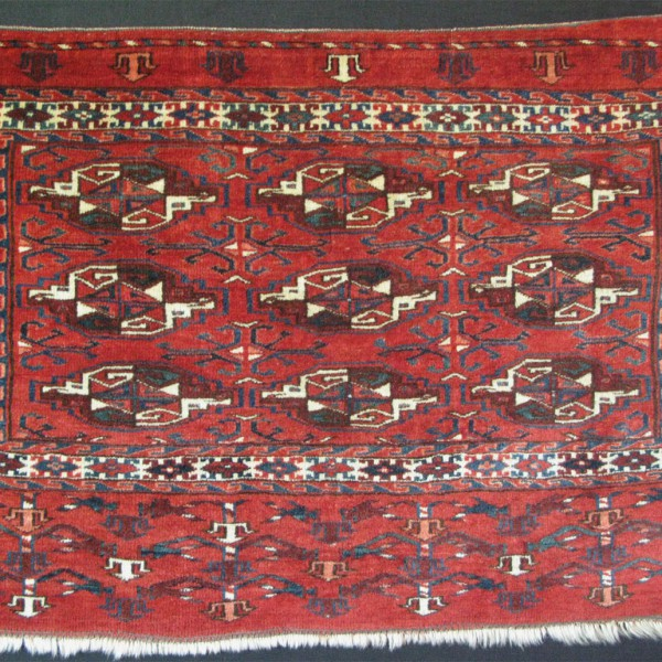 Turkmenistan Yomud antique clothing bag-chuval