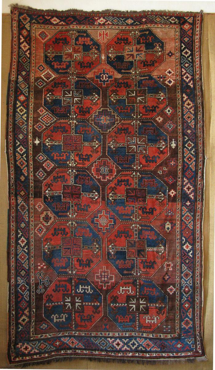 Uzbekistan Upper Amudarya Karakalpak main rug