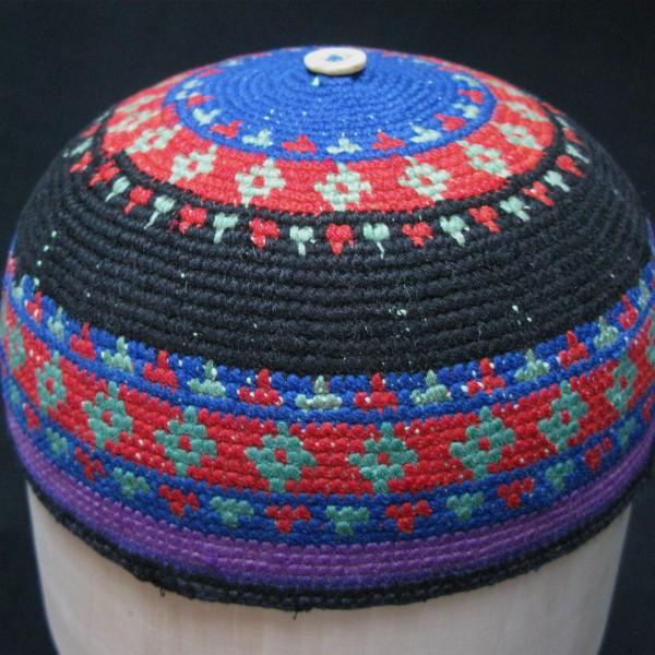 Vintage Kurdish Tribal hat