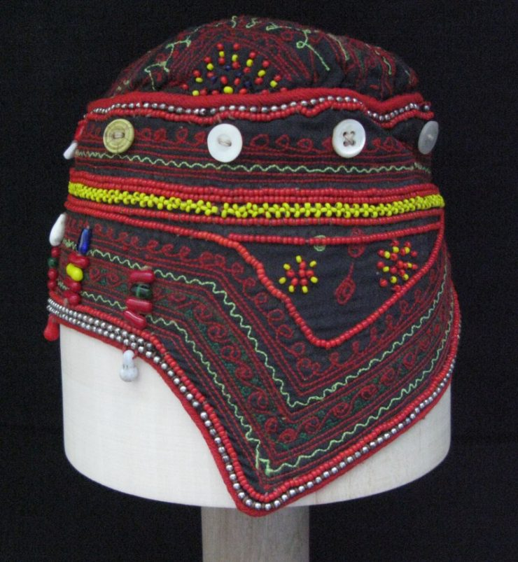 Kohistan vintage hat - Swat Valley