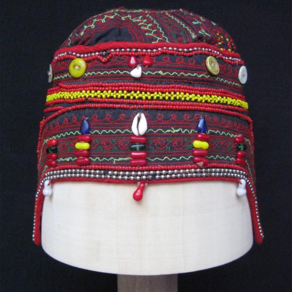 Kohistan vintage hat - Swat Valley