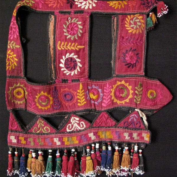 Uzbekistan - Lakai camel head wear