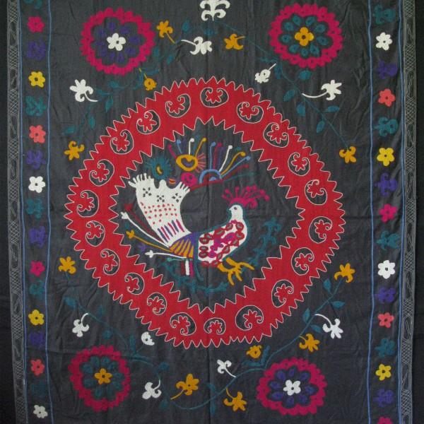 Uzbekistan vintage Suzane from Surkandarya