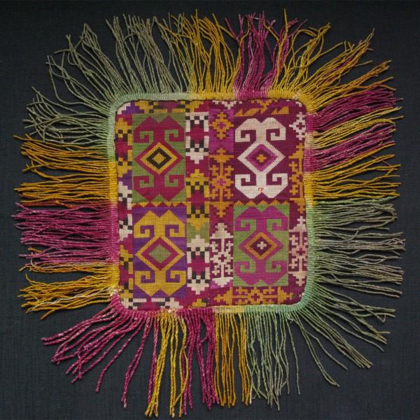 Afghanistan - Lakai small oina khalta - Mirror cover