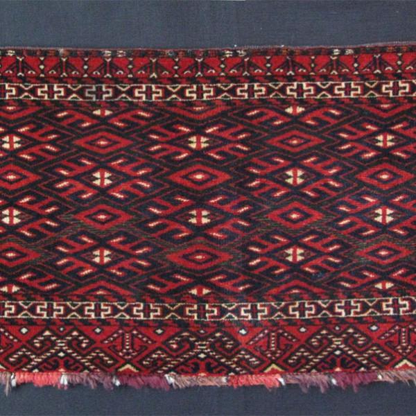 Turkmenistan - Yomud Goklan torba