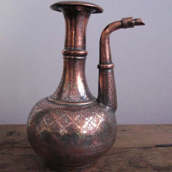 Central Asia Bokhara ewer