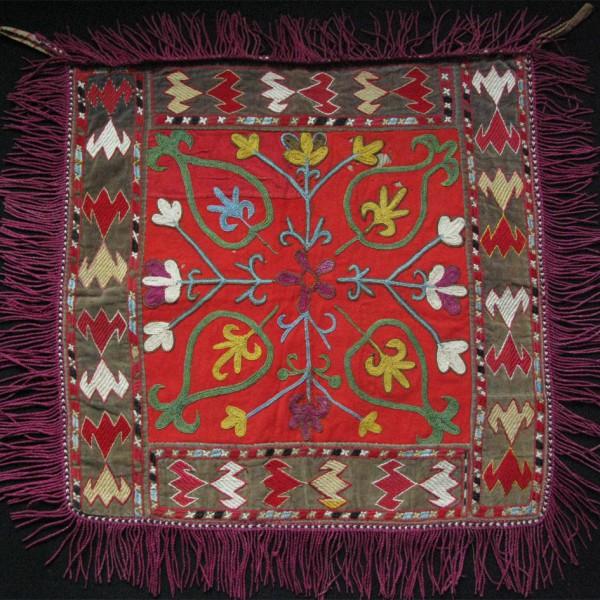 Uzbekistan Lakai VINTAGE tribal Oina khalta