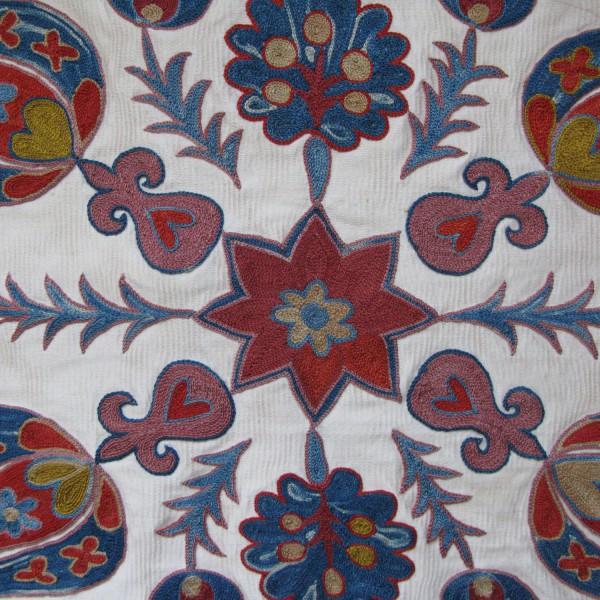 Uzbekistan - Shehrisebz handmade pillow case