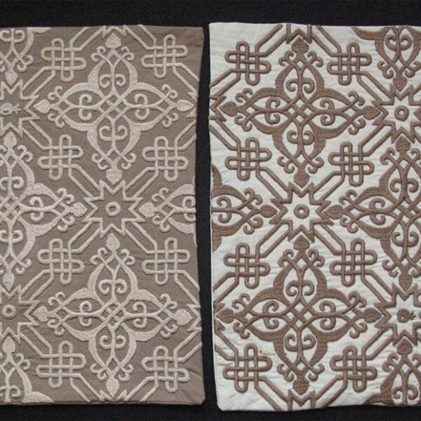 Uzbekistan - Handmade pair pillow cases