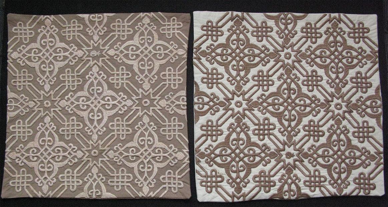 Uzbekistan - Handmade pair pillow cases
