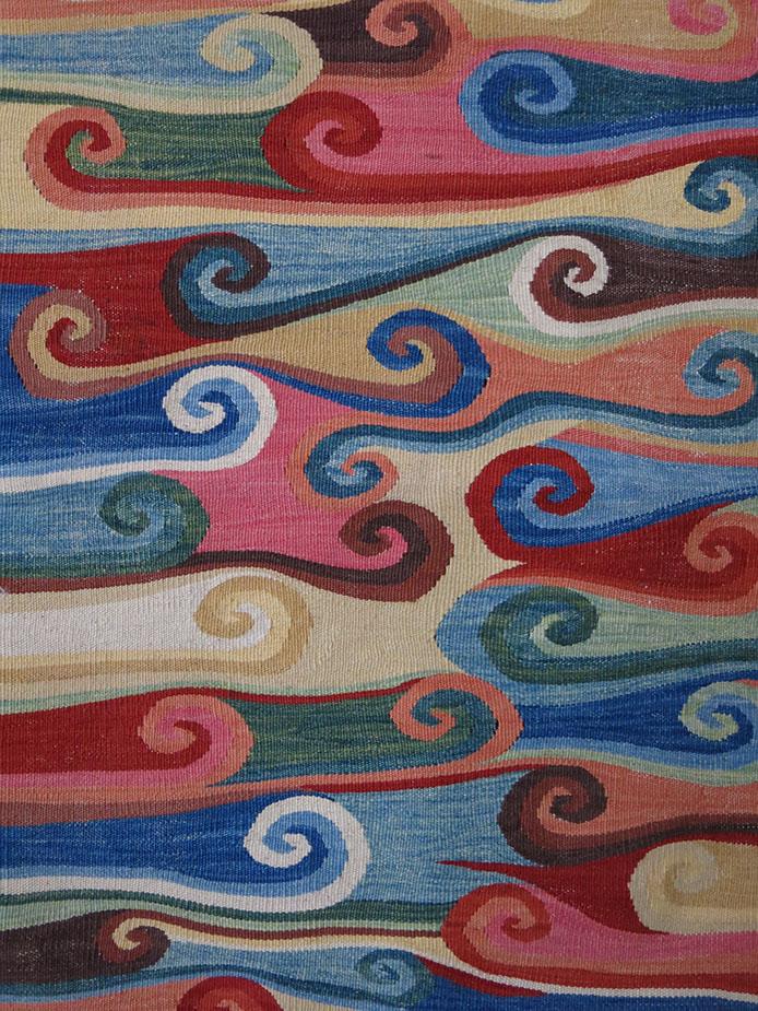Anatolian Kilim from Musa Basaran's workshop