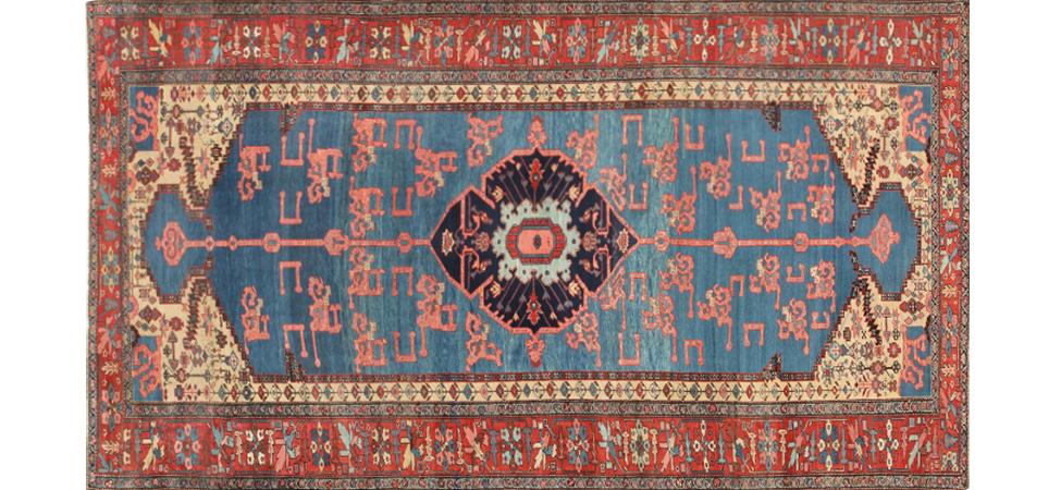 Persian main rug
