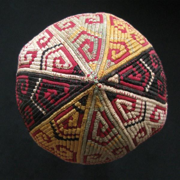 LAKAY vinatge tribal hat - North Afghanistan