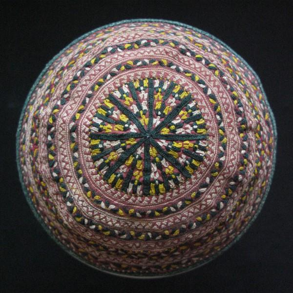 Turkmen – Tekke tribal hat