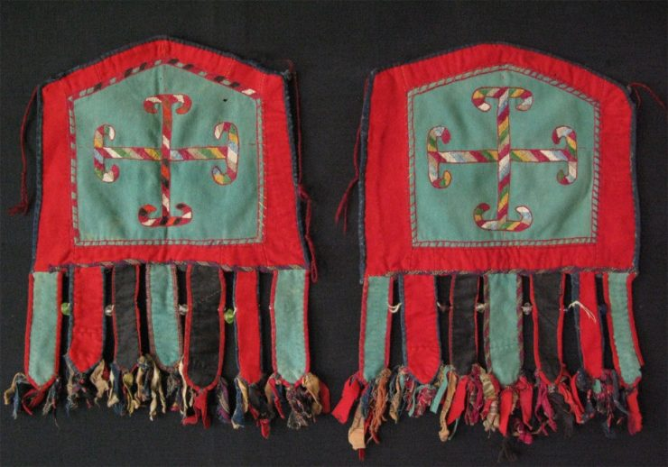 Turkmen - Yomud ceremonial trapping