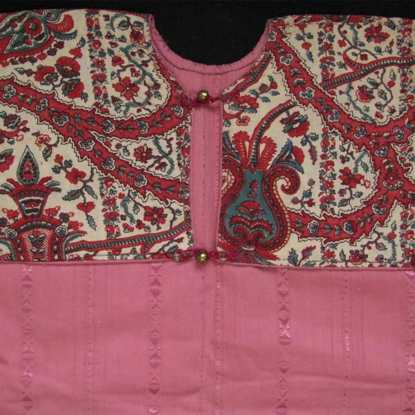 Azerbaijan - Baku - vintage baby dress
