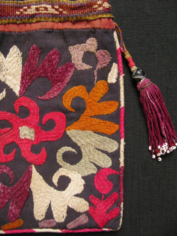 North Afghanistan – Vintage LAKAY small vanity bag