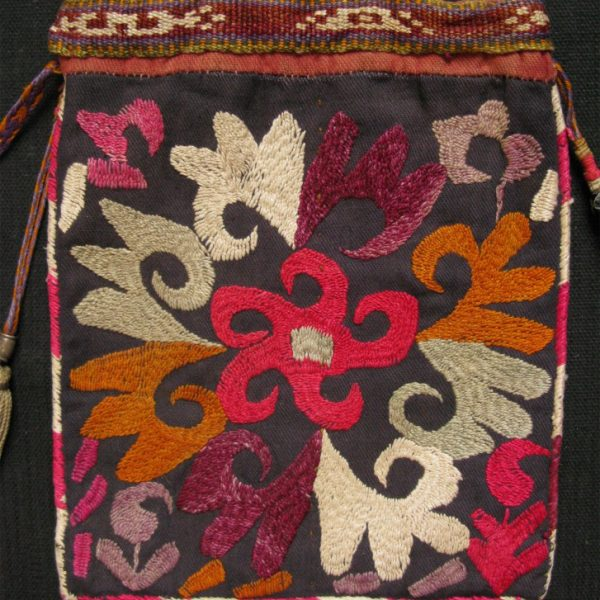 North Afghanistan – Vintage LAKAY small vanity bag