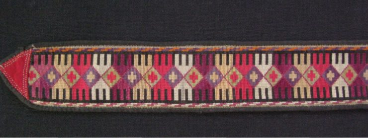 North Afghanistan LAKAY tribe vintage wristband