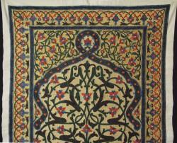 Uzbekistan Khorezm – Khiva – prayer suzani