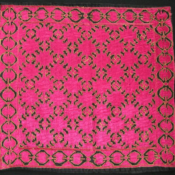 Pakistan - Khoistan Swat Valley tribal cushion cover