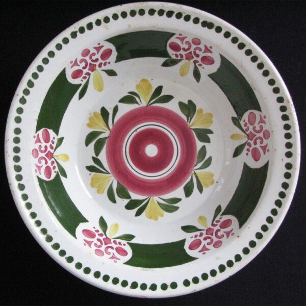 Uzbekistan - Tashkent – clay ceramic plate
