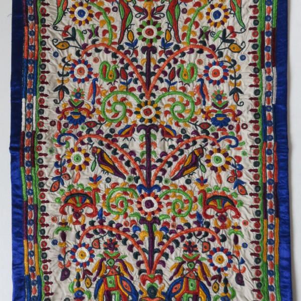India - Kutch embroidery