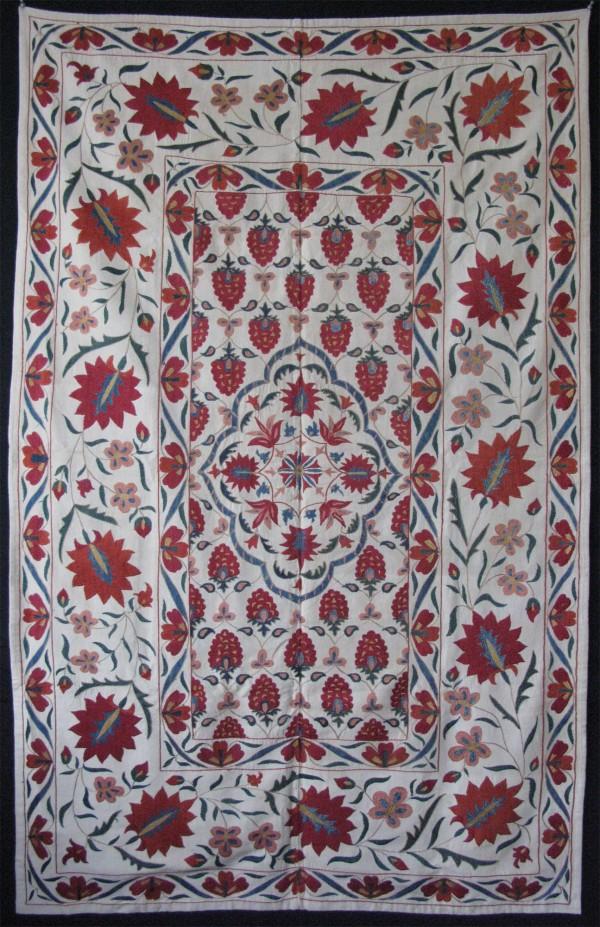 UZBEKISTAN - TASHKENT handmade Suzani