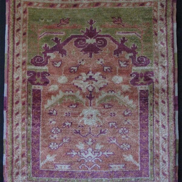 Anatolia Usak prayer rug