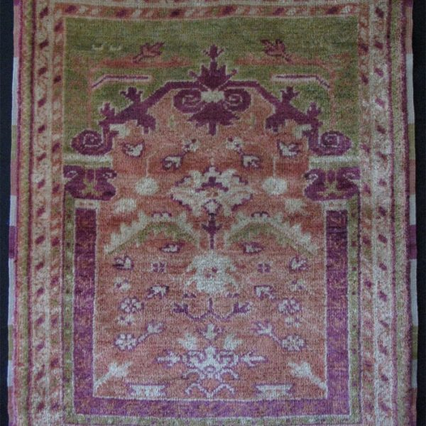 Anatolia Usak prayer rug