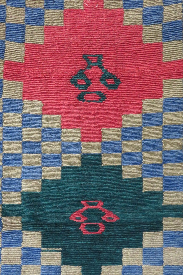 ANATOLIA - Konya looped knotting weave