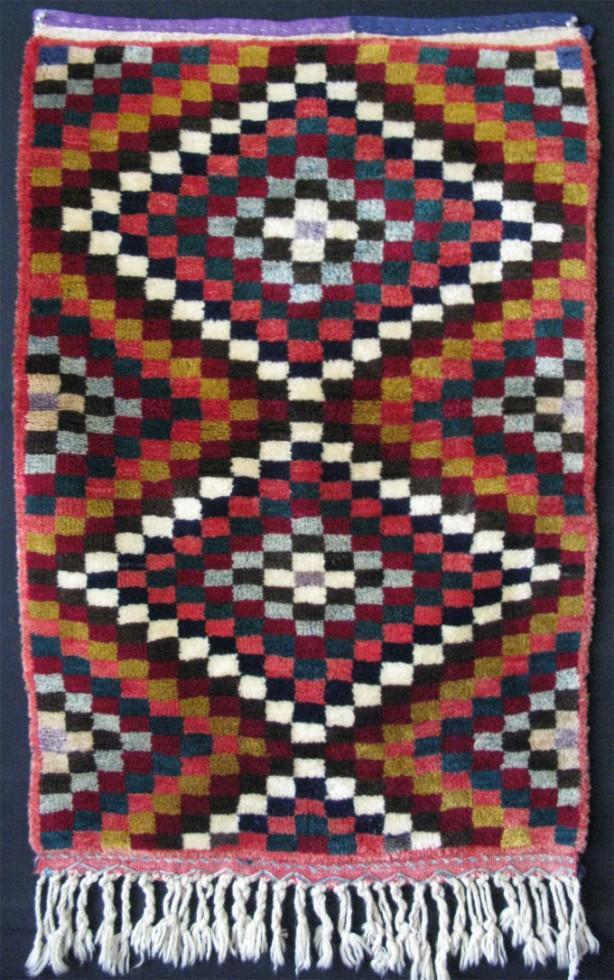 Anatolia - Konya - Karapinar small rug