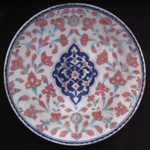 Kutahya ceramic plate