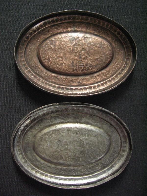 PERSIAN HANDMADE Woman's Mirror box