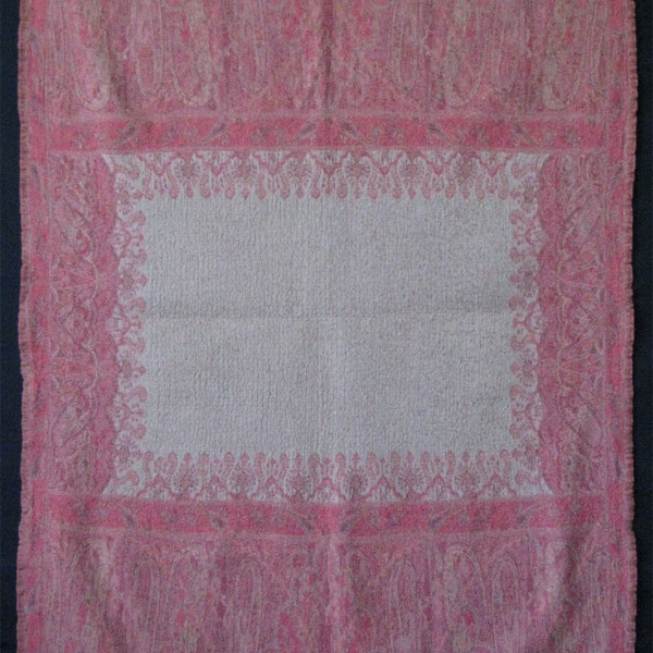 Kashmir wool small Shawl- Blanket