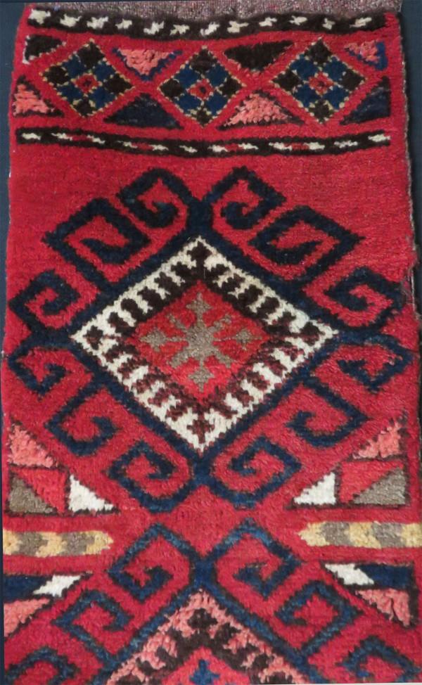 Uzbekistan Karakalpak Naptamash - Yastik